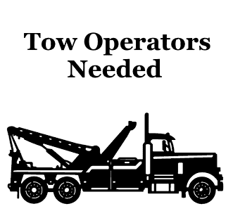 Tow Truck Driver Needed
